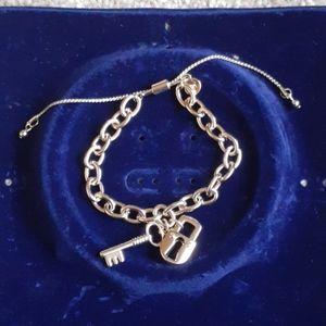 MARY KAY gold plated bracelet